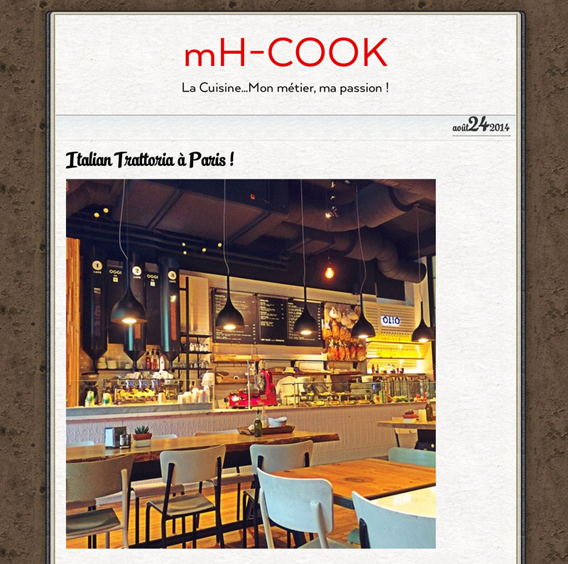 mH Cook